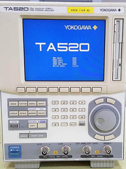 Yokogawa TA520 Time Interval Analyzer