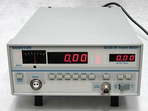 Boonton 4220A RF Power Meter