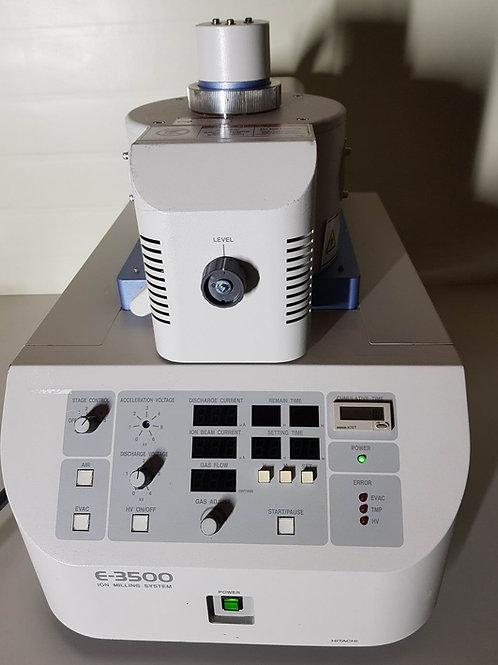 HITACHI E-3500 Ion Milling System