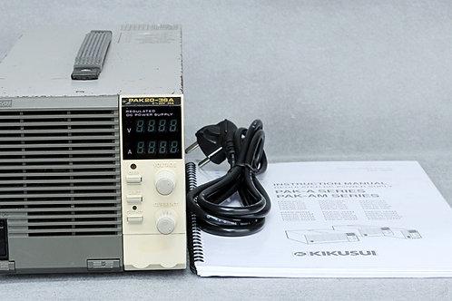 Kikusui PAK20-36A DC Power Supply