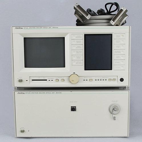 Anritsu MS9030A+MS9701B+MG9001A Optical Spectrum Analyzers