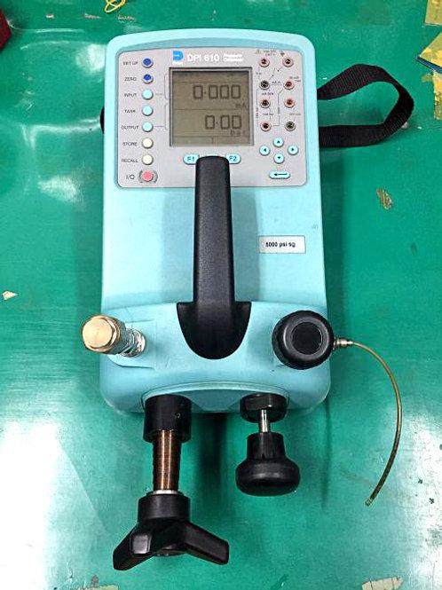Druck DPI 610 5000 psi sg Pressure Calibrator