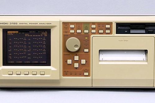 Hioki 3195 Digital Power Analyzer
