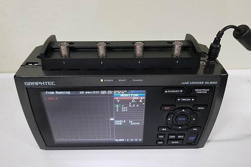 Graphtec GL900 midi Logger