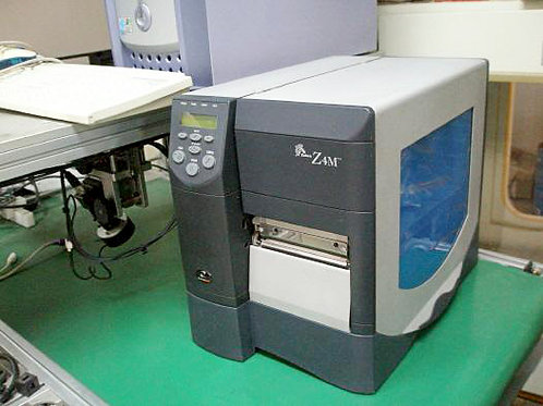 Zebra Z4M Barcode Label Printer