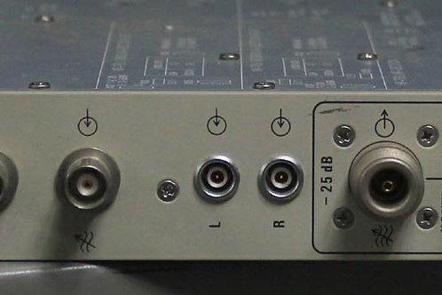 Rohde Schwarz stereo ukw FM transmitter NU002