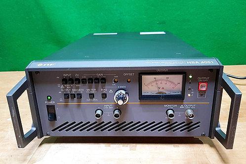 NF HSA-4051 High-Speed Bipolar Amplifier
