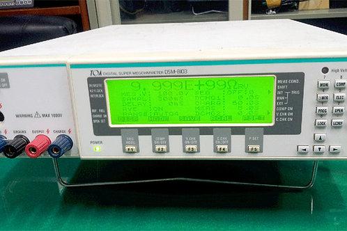 TOA DSM-8103 Digital Super Megaohmmeter