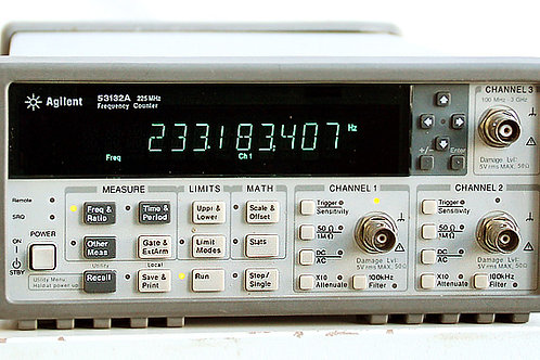 Agilent 53132A Frequency Counter