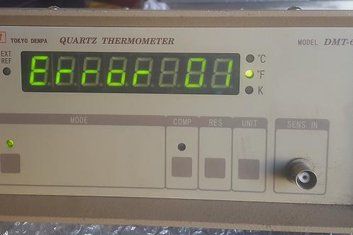 Tokyo Denpa Dmt-621 Quartz Thermometer