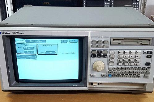 HP 1663A Logic Analyzer