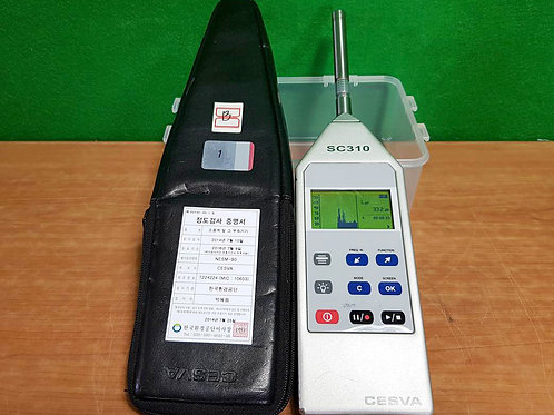 CESVA SC310 Sound Level Meter and Spectrum Analyzer