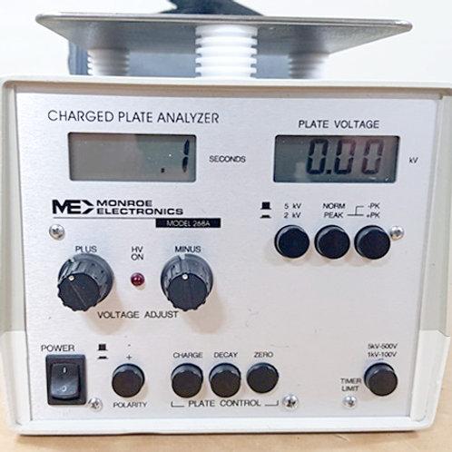Monroe Electronics 268A Charge Plate Analyzer