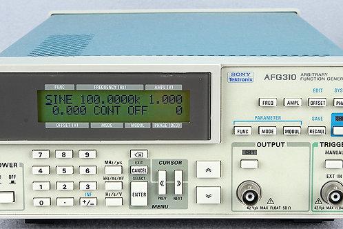 Tektronix AFG310 Arbitrary Waveform Function Generator