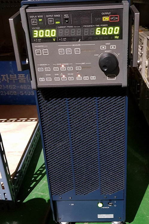 NF ES2000S Programmable AC DC Power Source 2kw