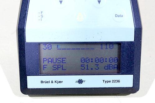 Bruel & Kjaer 2236 Sound Level Meter