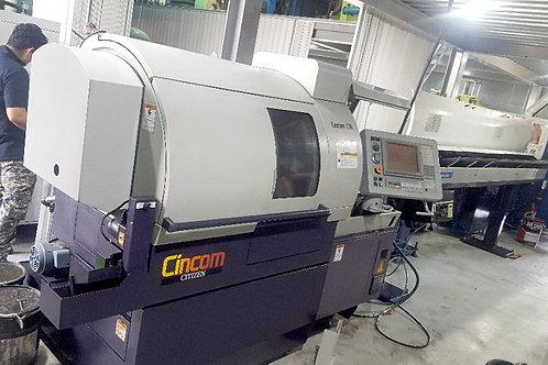 Cincom Citizen C16 CNC Automatic Lathe