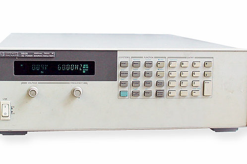 HP 6812B AC Power Source Analyzer