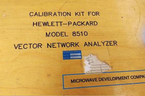 HP 8510Calibration Kit Vector Network Analyzer