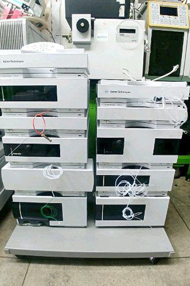 Agilent HPLC Sets