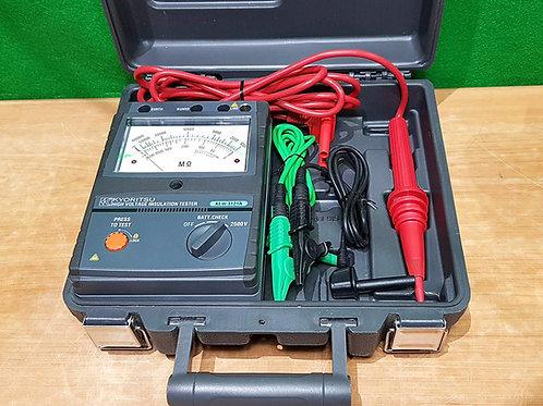 Kyoritsu KEW3121A High Voltage Insulation Tester
