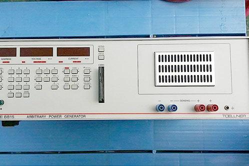 Toellner TCE8815 Arbitrary Power Generator