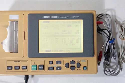Hioki 8804 Memory HiCorder