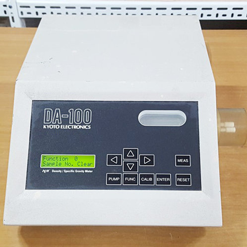Kyoto Electronics DA-100 Density / Specific Gravity Meter