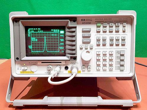 HP 8595E Spectrum Analyzer