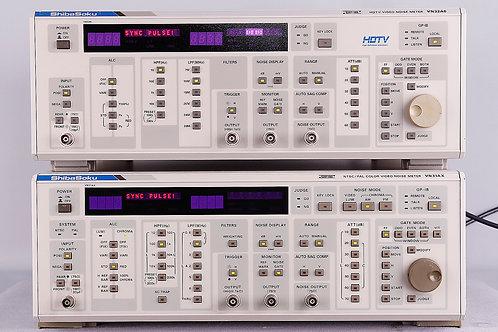 Shibasoku VN31AX+VN32A6 NTSC