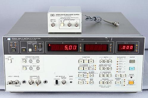HP 4280A C Meter / C-V Plotter