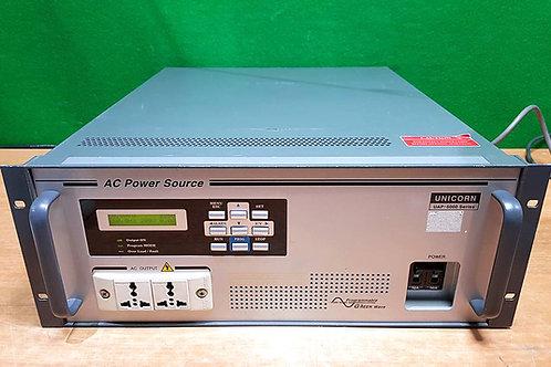Unicorn UAP-5000 AC Power Source