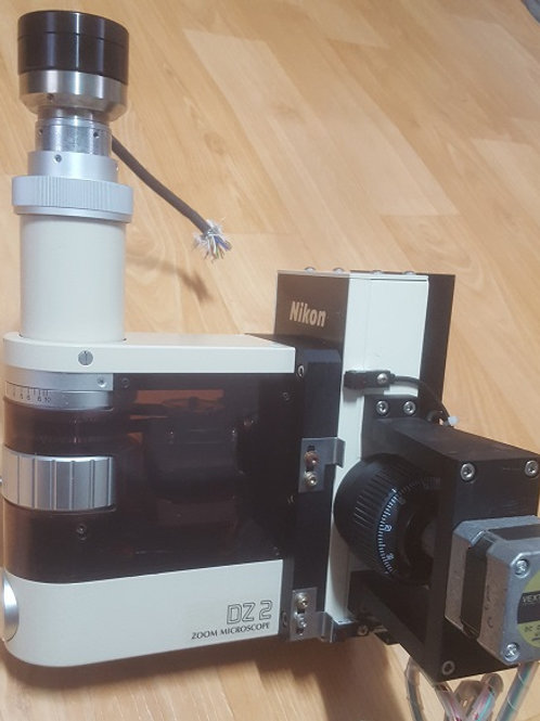 Union DZ 2 ZOOM MICROSCOPE 1~10X