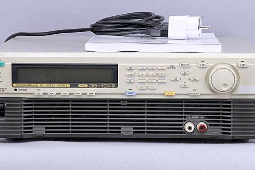 Kikusui PAX35-10 Programmable DC Power Supply