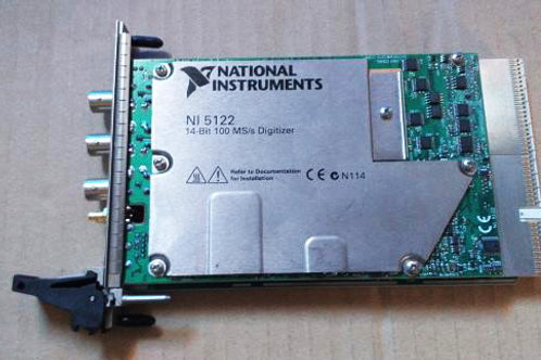 National NI 5122 14Bit 100MS/s Digitizer