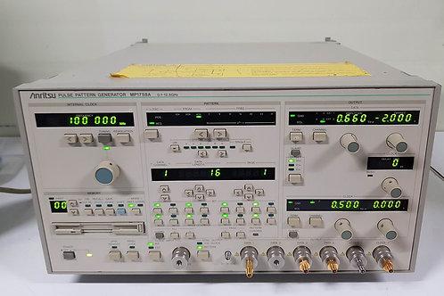 Anritsu MP1758A 0.1-12.5GHz Pulse Pattern Generator