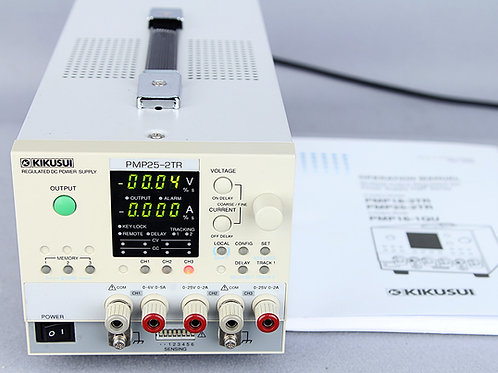 Kikusui PMP25-2TR Regulated DC Power Supply