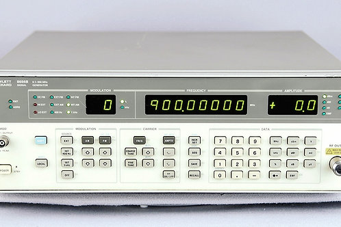HP 8656B Synthesized Signal Generator
