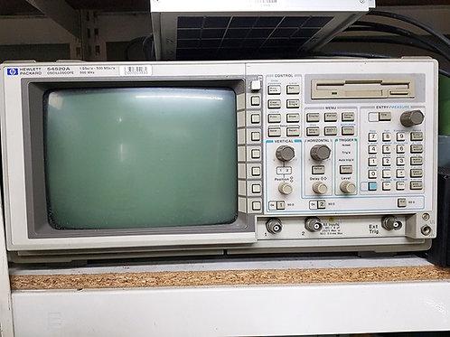HP 54520A Oscilloscope