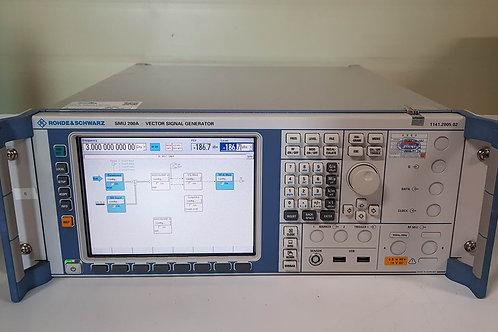 Rohde Schwarz SMU200A 6.0GHz Vector Signal Generator