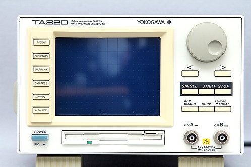 Yokogawa TA320 Time Interval Analyzer