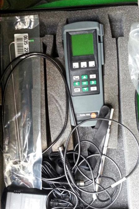 Testo 400 Multi-Parameter Instrument