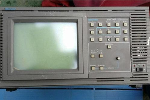 Tektronix VM700A Video Measurement Set