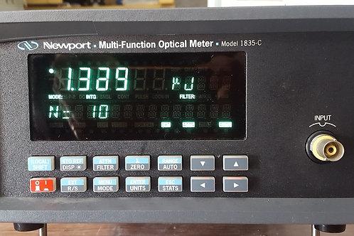 Newport 1835-c multi-function optical power meter