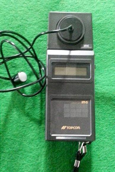 TOPCON IM-5 Illuminance Meter