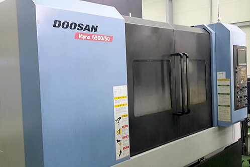 Doosan Mynx 6500/50 Vertical Machining Center