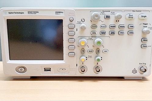 Agilent DSO1022A Oscilloscope