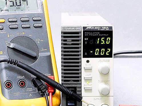 Kikusui PAK20-18A DC Power Supply
