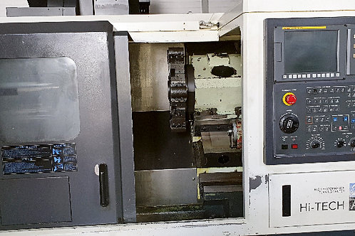 Hwacheon Hi-Tech 200 CNC Turning Center