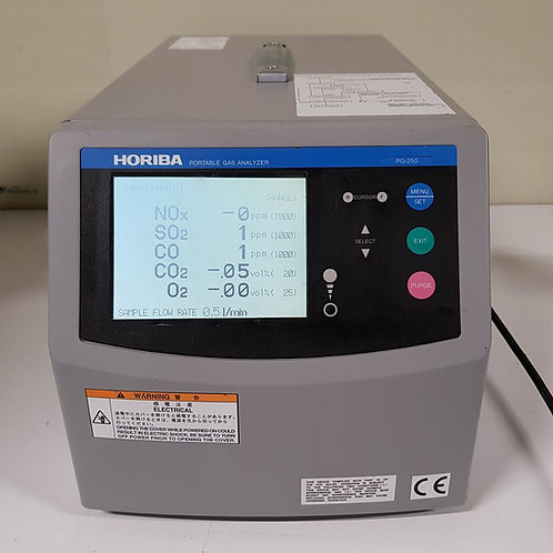 Horiba PG-250 Portable Gas Analyzer